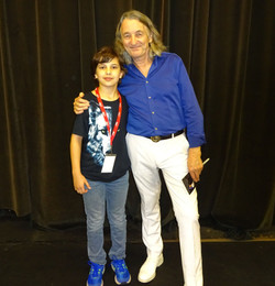 James & Co. with Roger Hodgson