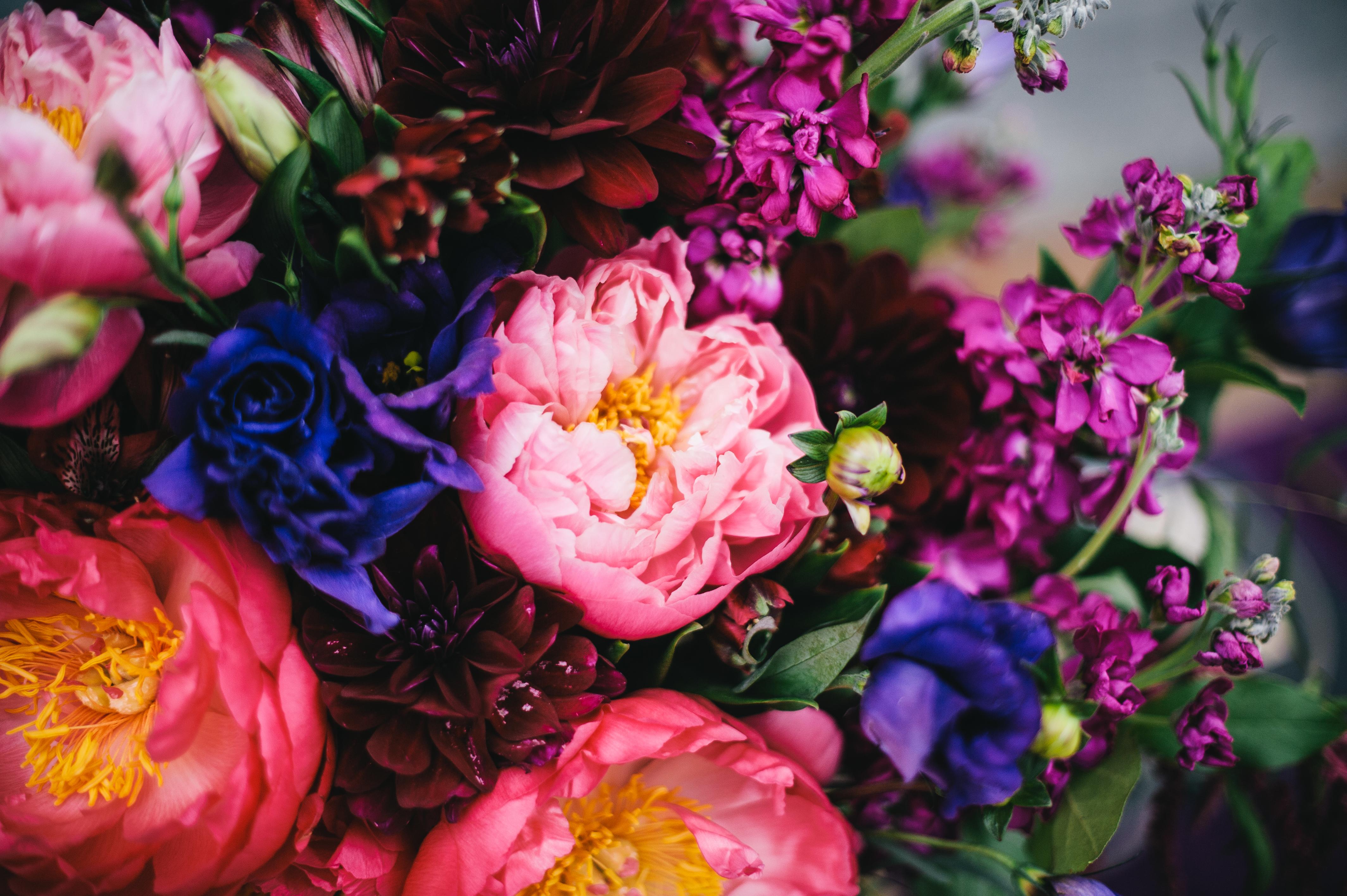 Dallas Wedding Florist | TX | Gathered : Floral Design + Events
