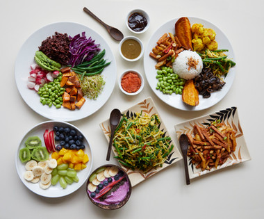 Bali Nasi Campur
