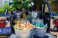 Aloha Jeep Beach Bar for hire