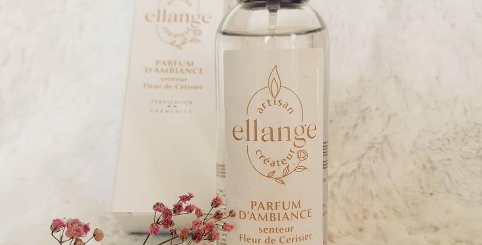 Parfum d'ambiance senteur Fleur de cerisier, 100 ml