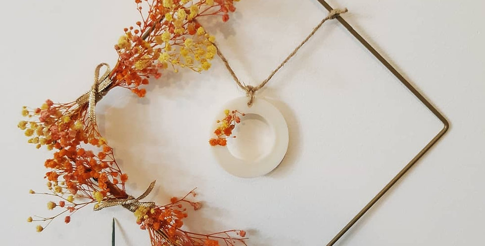CADRE IDYLLIQUE senteur Fleur de coton