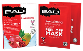 EAD Face Mask 15ml Sachet _Revitalizing.