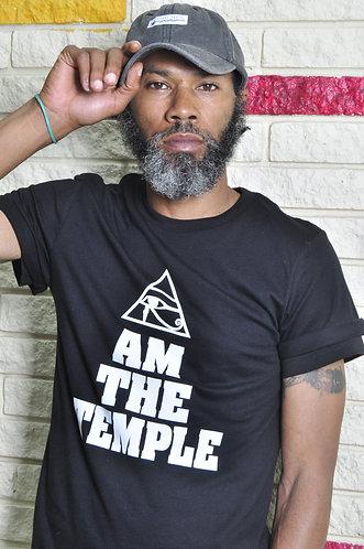 Eye Am The Temple Unisex T Shirt