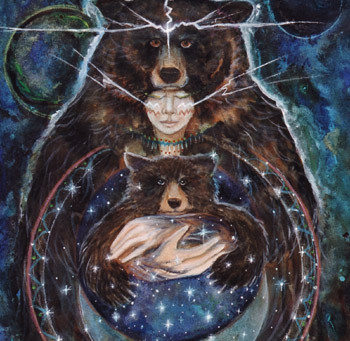 Jan 2021 New Moon in Capricorn: In the Jaws of the Bear