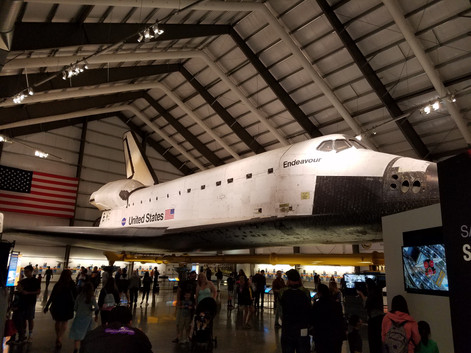 The Endeavour