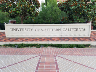 Welcome to USC!