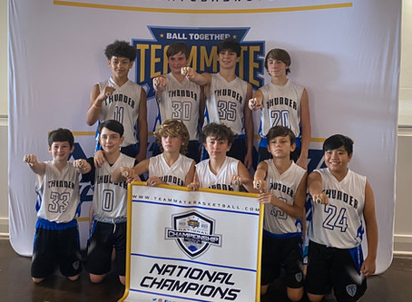 2026B Capture Teammate National Championship in Rock Hill, SC