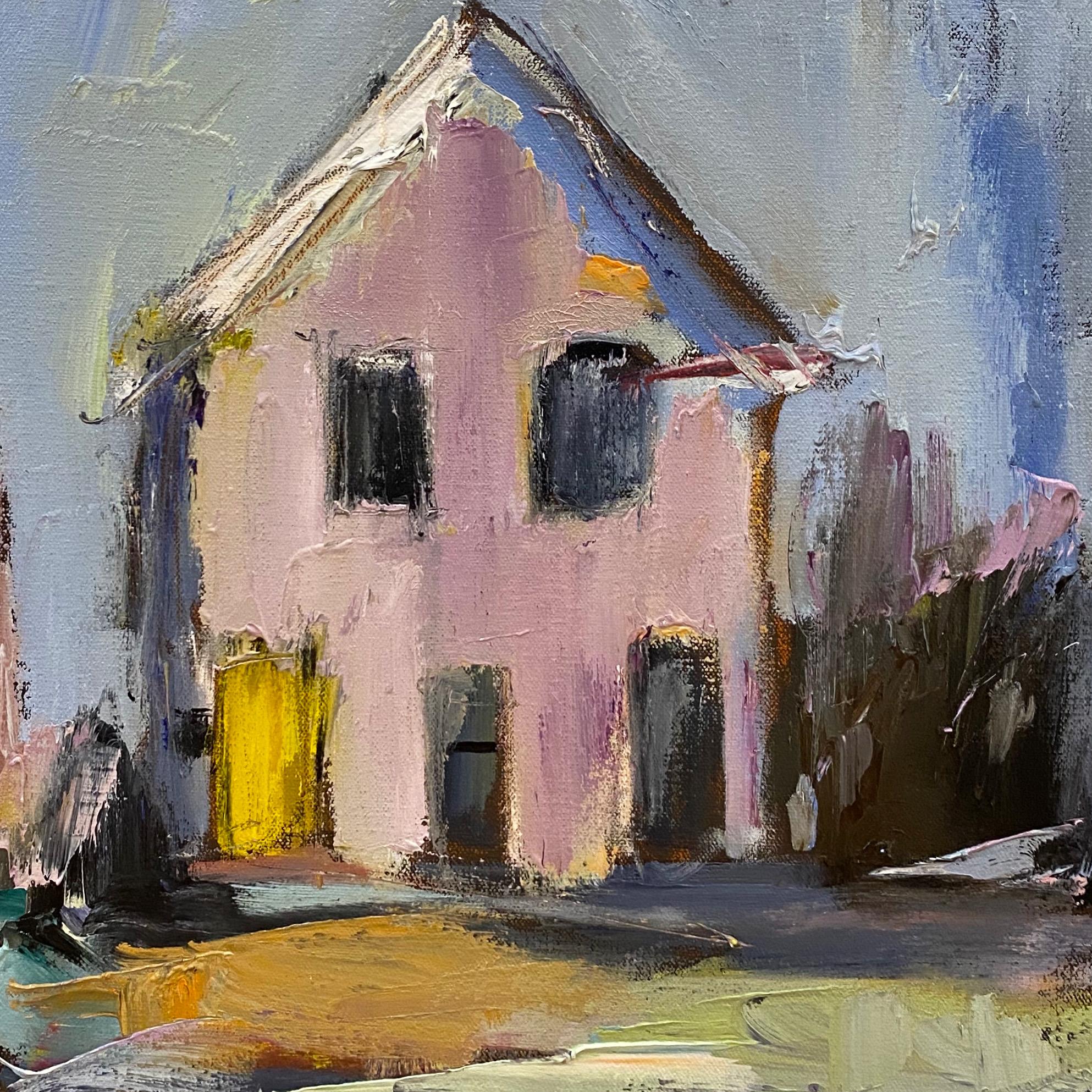 Cottage, 12x12, o/c
