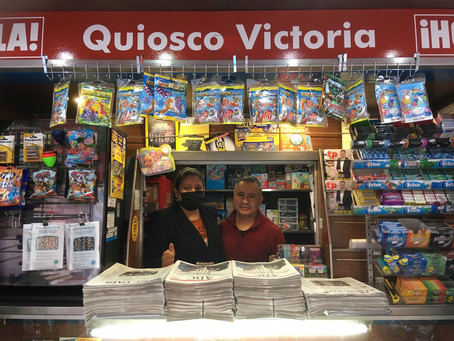 Quiosco Victoria - Newspapers And Mags Galore