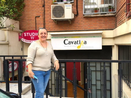 Cavatina: Bringing The Sound Of Music To The Barrio