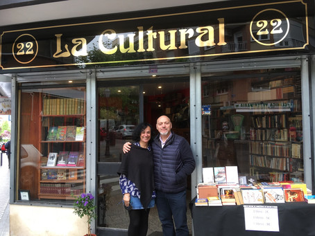 La Cultural - A Delightfully Unique Bookshop In The Heart of Guindalera