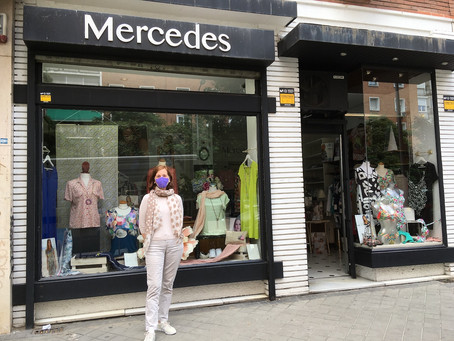 Mercedes - Dressing The Barrio For Over 50 Years