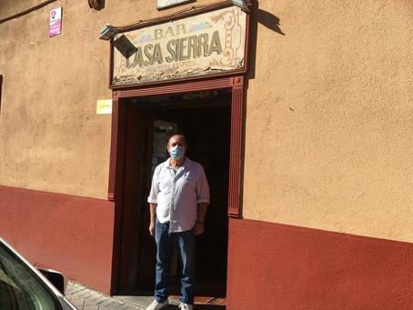 Casa Sierra: Memories Of Flamenco Singers Performing Till Dawn
