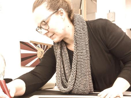 Cristina Alba - An Accessory Obsession Born Out Of Necessity