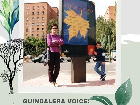 Guindalera Voice: Marina Gómez Mut