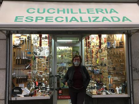 Chamberi Special: Simón Cuchilleria Especializada