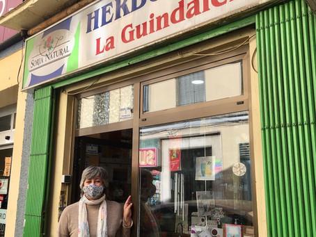 Herbolario La Guindalera - 25 Years Of Caring
