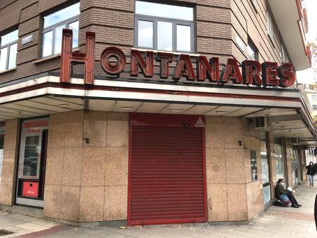 The End Of An Era: Hontanares Shuts Down
