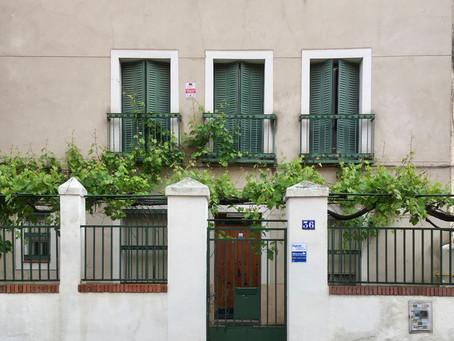Special Streets: Calle Pintor Moreno Carbonero