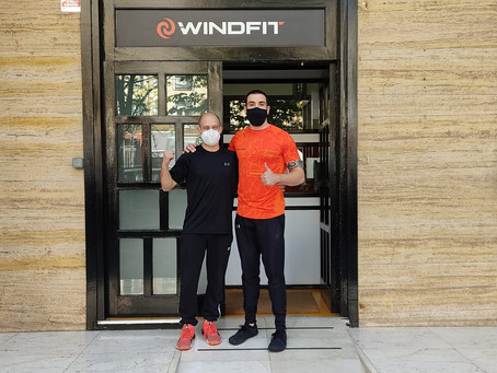 WindFit: Motivating Clients To Their Best Selves