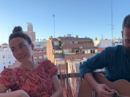 Backdrop Music — Guindalera-based Delightful Duo