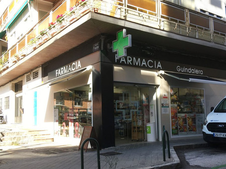 Farmacia Guindalera - Offering A 360º Service To Local Residents