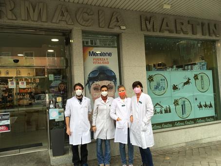 Farmacia Carmen Martin - Keeping It In The Family