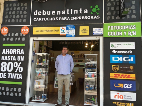 Debuenatinta -  Serving Guindalera with everything from Renewable Energy Services to Toners!