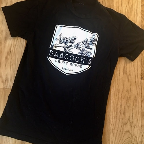 Babcock's Grove House Official Crew Neck T-Shirt