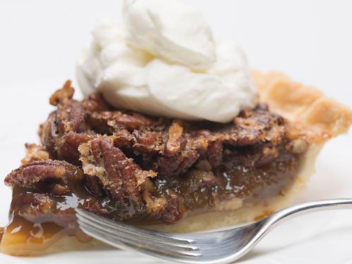 Bulleit Bourbon Chocolate Walnut Pie