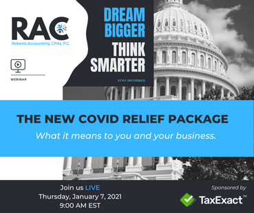 The New COVID Relief Package