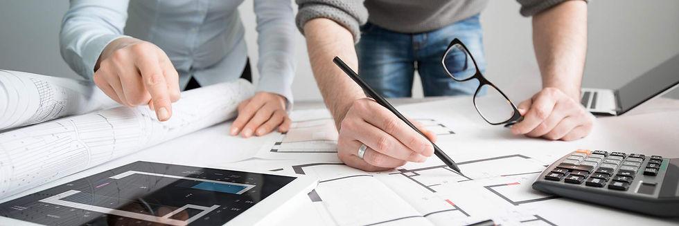 באנר ביטוח אחריות מקצועית לאדריכלים
