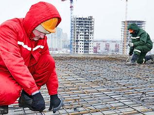 נזקים בחורף על גג בבנייה