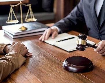 צדדים בדיון משפטי