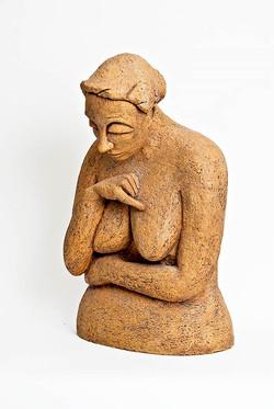 צילום פסל מחימר