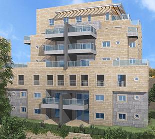 ביטוח קבלנים - ירושלים פרויקט יורו גולד