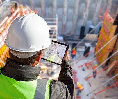 מהנדס באתר בנייה