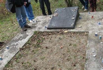 הקבר האמיתי של הילדים