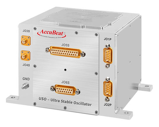 Ultra Stable Oscillator (USO) for Deep Space Exploration Image