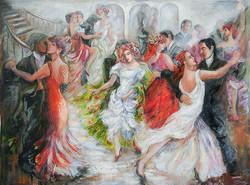 תמונת נשף ריקודים