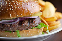 המבורגר בלחמניה