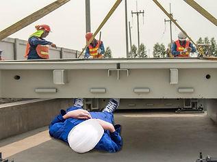 תאונת עבודה בגין שיטת עבודה לקויה