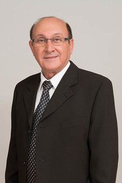 צילום תדמית של נשיא התאחדות המלאכה והתעשייה בישראל