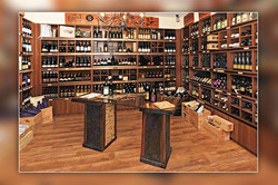צילום חדר יין