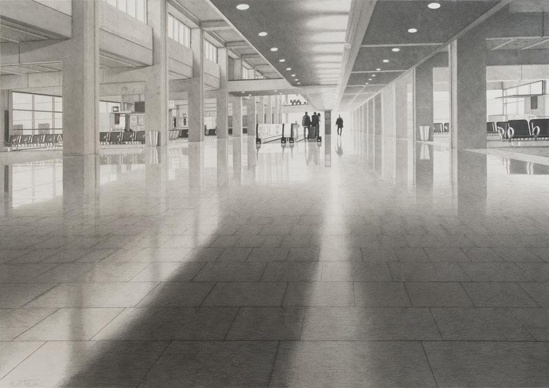 צילום רפרודוקציה של האמן עפר רותם