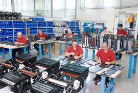 צילום תעשייתי - קו ייצור בחברת אבקו