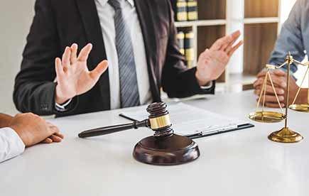 דיון משפטי