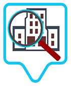לחץ לסקר תיעוד מבנים סמוכים