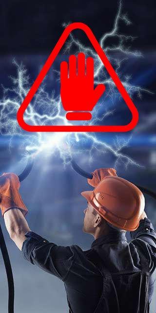 בטיחות בעבודות חשמל